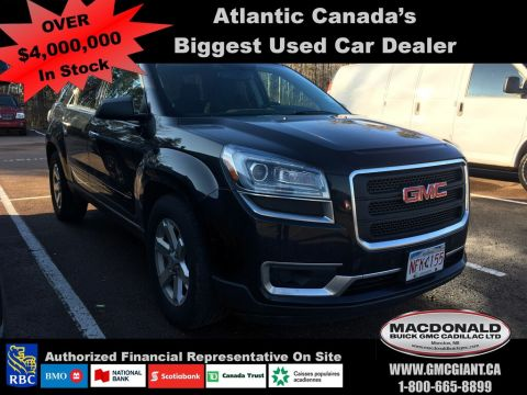 Pre-Owned 2014 GMC Acadia SLE2 AWD Sport Utility