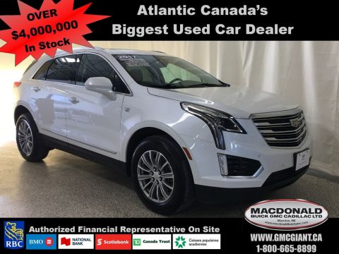 Pre-Owned 2017 Cadillac XT5 Luxury FWD Sport Utility
