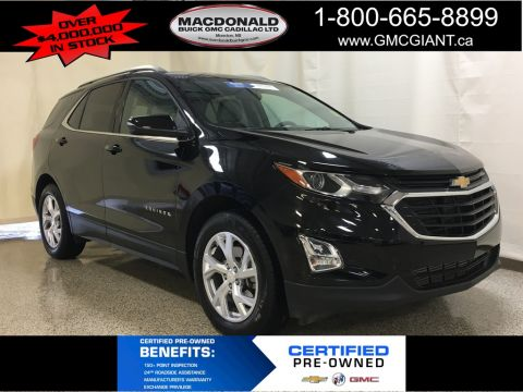 2019 Chevrolet Equinox AWD 4dr LT w-2LT Turbo,Remote Start,Sunroof