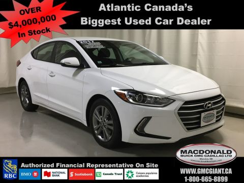 Pre-Owned 2017 Hyundai Elantra GL FWD Sedan