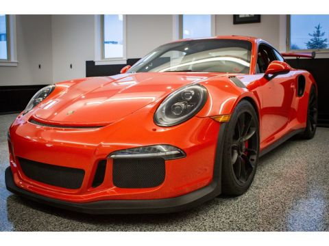 Pre-Owned 2016 Porsche 911 GT3 RS RWD Coupe